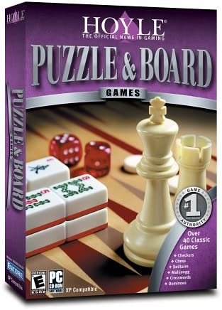 Hoyle Puzzle and Board Games (free version) download for PC