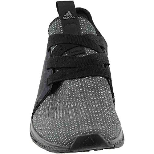 Adidas Womens Edge Lux W Scarpa Da Corsa Nucleo Nero / Metallico