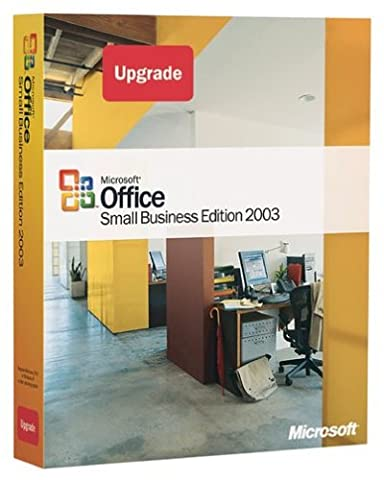 Microsoft Office Small Business Edition 2003 Upgrade [Old Version] (Office Small Business Premium)