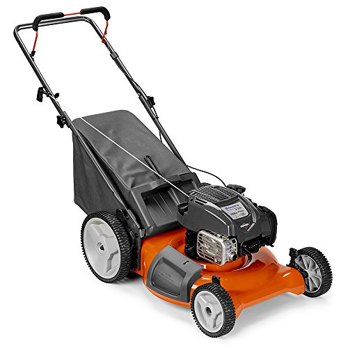 Husqvarna LC121P 163cc 21-in Gas Push Lawn Mower with Mulching Capability 961330027