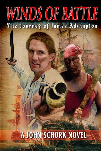 Winds Battle Journey James Addington ebook product image