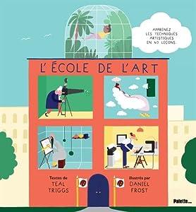 """Afficher """"L'école de l'art"""""""