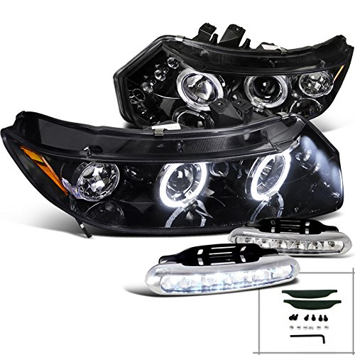 09 civic 2dr fog lights - 8