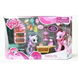 My Little Pony Story Pack Playset Pinkie Pie Sweetie Belles Sweets Boutique