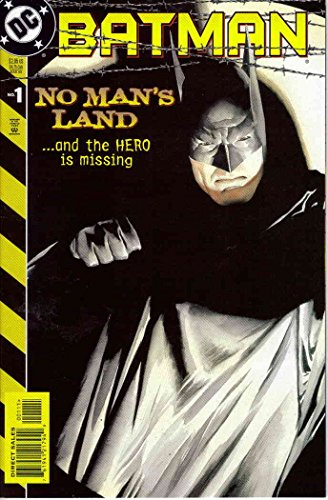 Batman: No Man's Land #1A VF ; DC comic book ()