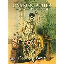 Carmen Suites Nos. 1 and 2 in Full Score