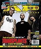 The Transplants, Travis Barker (August 2005 #205, AP Alternative Press Magazine)