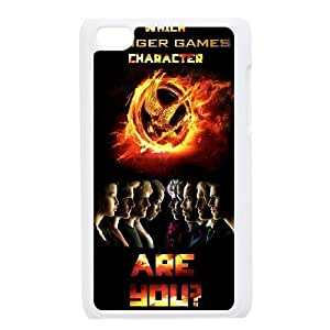 Best Quality [SteveBrady PHONE CASE] The Hunger Games FOR IPod Touch 4th CASE-15