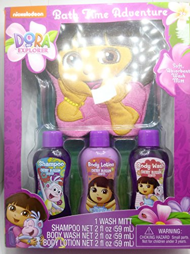DORA THE EXPLORER BATH TIME ADVENTURE