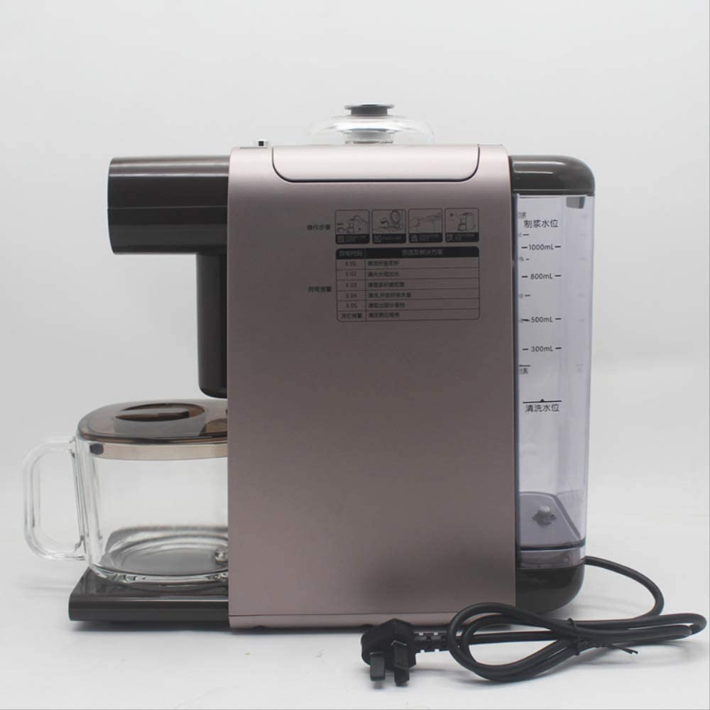220V 1150w Soy Milk makers Juicer juice extractor 300-1000ml Automatic cleaning Broken wall without slag 24hours reservation