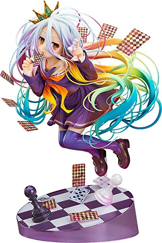 Good Smile Company No Game No Life: Shiro 1/8 Scale Figure from Good Smile