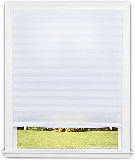 "36"" x 72"" 6-Pack Original Light Filtering Paper Shade White"