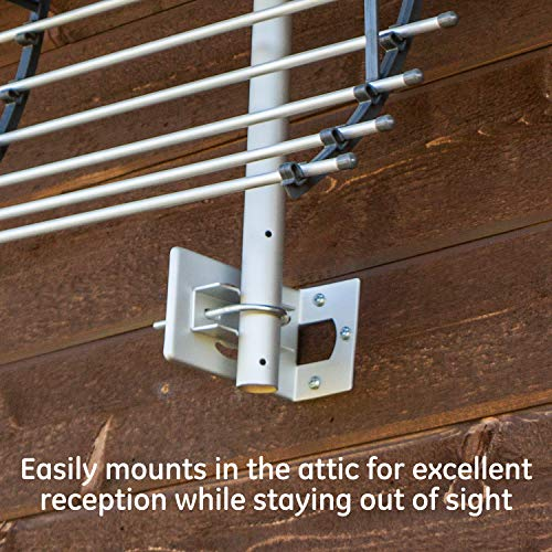 Ge Pro Attic Mount Tv Antenna Attic Long Range Antenna
