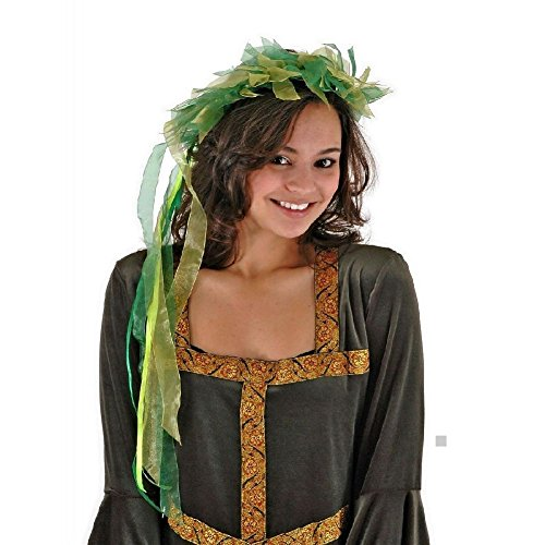 Enchantress Adult Teen Medieval Bride Renaissance Halloween Costume Accessory