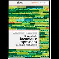 Dicionário de locuções e expressões em língua portuguesa