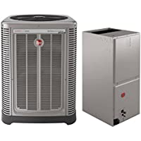 2 Ton Rheem 17 SEER R410A Two-Stage Variable Speed Air Conditioner Split System (5 Kilowatt)