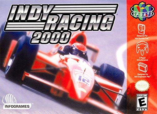 (Indy Racing 2000)