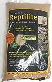 Carib Sea SCS00722 2-Pack Reptiles Calcium Substrate Sand, 20-Pound, Baja Tan