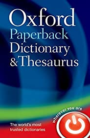 Oxford Paperback Dictionary & Thesa
