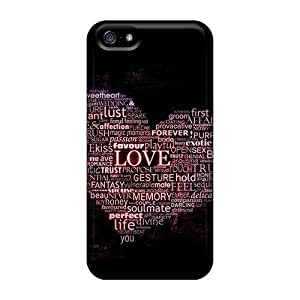 Fashionable FqaKIWk6770gWUKl Iphone 5/5s Case Cover For Valentine Protective Case