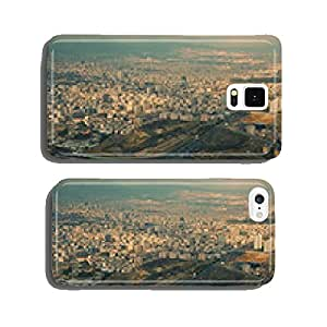 Aerial View of Tehran Capital of Iran Before Sunset cell phone cover case iPhone6 Plus