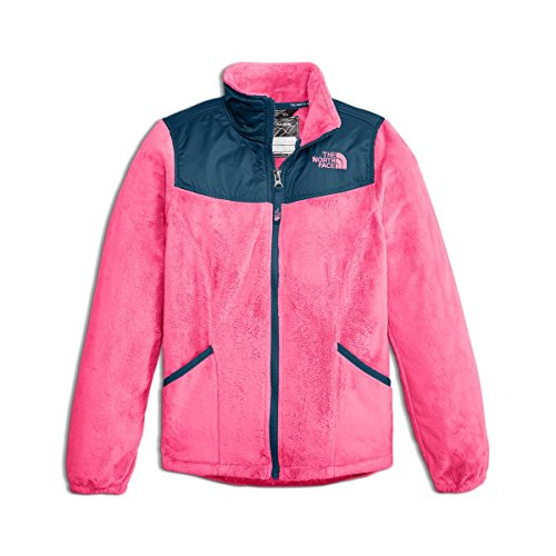 Jacket Gem (The North Face Girl's Osolita 2.0 Jacket Gem Pink - XL)