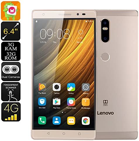 Lenovo Phab 2 Plus Android Smartphone: Amazon.es: Electrónica