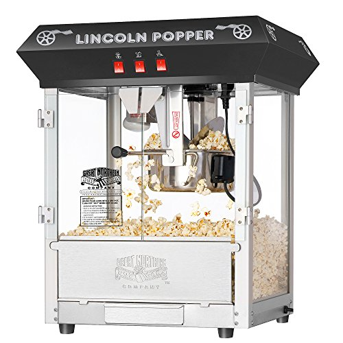 a small pop corn machine - 6