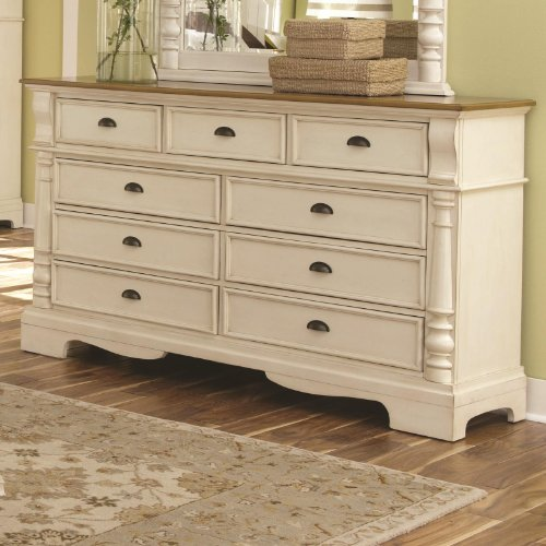 Coaster Home Furnishings Country Buttermilk