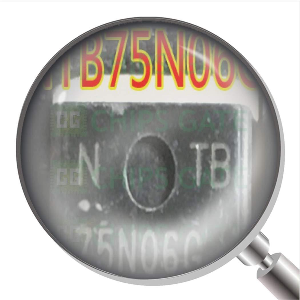2Pcs NTB75N06G Mosfet N-Ch 60V 75A D2Pak 75N06 Ntb75N06