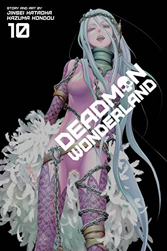 Deadman Wonderland, Vol. 10 (10) (Top Ten Sin Cities In The World)