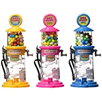 Kidsmania Gas Pum Candy Station Doce estaciones de Mini Candy
