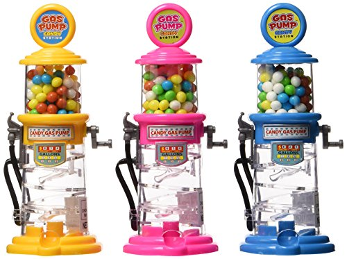 (Kidsmania Gas Pum Candy Station Twelve Mini Candy)