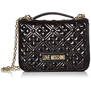 Love Moschino Borsa Quilted Nappa Pu, Donna, Normale 4