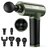 Massage Gun, TaoTronics Portable Deep Tissue