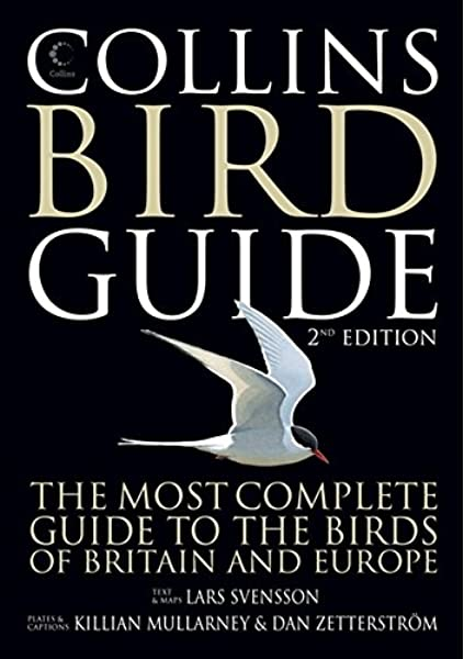 Collins Bird Guide: The Most Complete Guide to the Birds of Britain and Europe: Amazon.es: Svensson, Lars, Mullarney, Killian, Zetterström, Dan, Grant, Peter J.: Libros en idiomas extranjeros