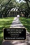 Image of Death Brings a Shadow (A Gilded Age Mystery)