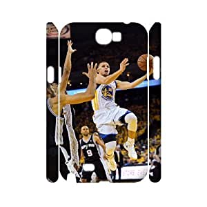 C-EUR Stephen Curry Customized Hard 3D Case For Samsung Galaxy Note 2 N7100 WANGJING JINDA