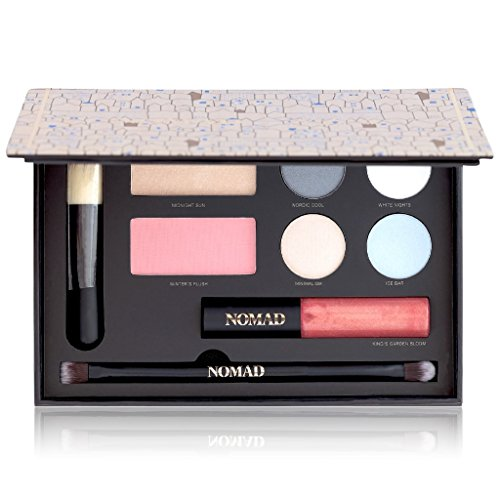 NOMAD x Stockholm All-In-One Makeup Palette with Face Bru...