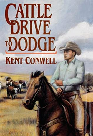 book cover of Cattle Drive to Dodge