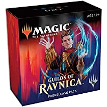 Amazon com: Magic The Gathering: MTG: Guilds of Ravnica Prerelease