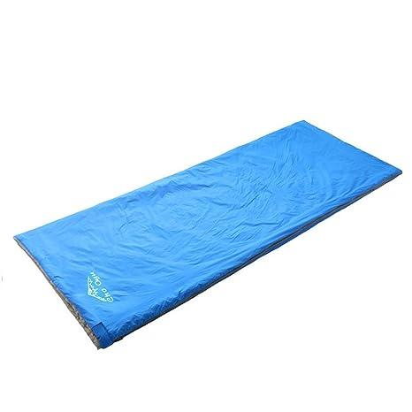 Saco de dormir momia, algodón sintético ligero para acampar viajes, senderismo y actividades al