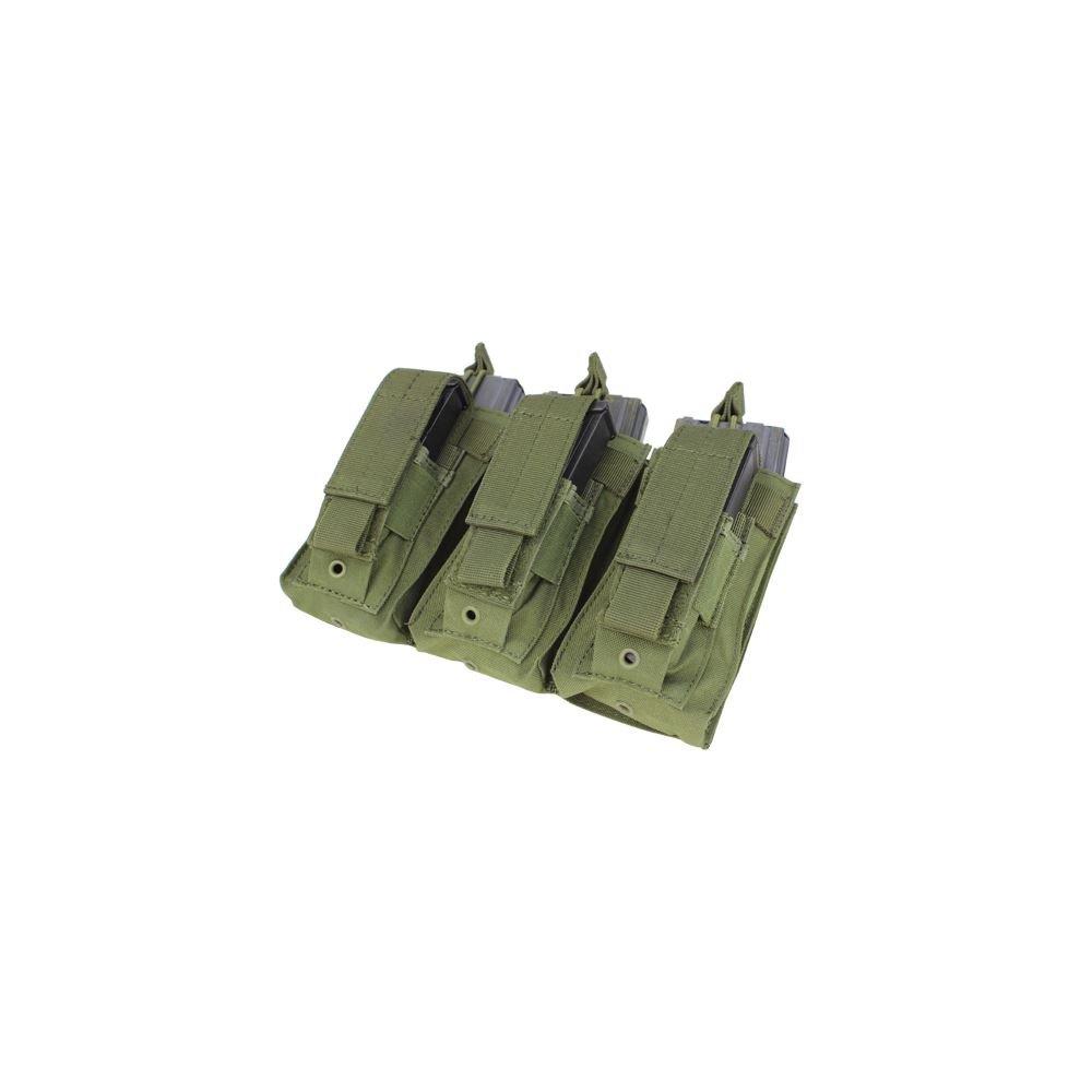 Condor Dreibettzimmer M4 M16 Magazintasche MOLLE Tan