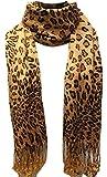 Premium Fashion Animal Print Leopard Shawl Scarf Wrap