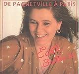 Edith Butler: De Paquetville A Paris LP VG+/NM Canada Kappa KPL 11 11