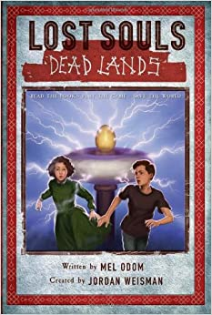 Book Lost Souls: Dead Lands