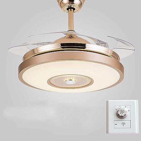JUAN Hermosas lámparas / LED ventiladores de techo invisibles con ...