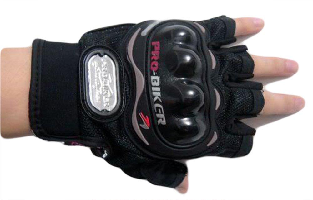 SaySure - Fingerless Motorcycle Protection Protection Protection Gloves Bicycle Gloves B00U1015YE Zubehr & Gerte Hohe Sicherheit 1b757d