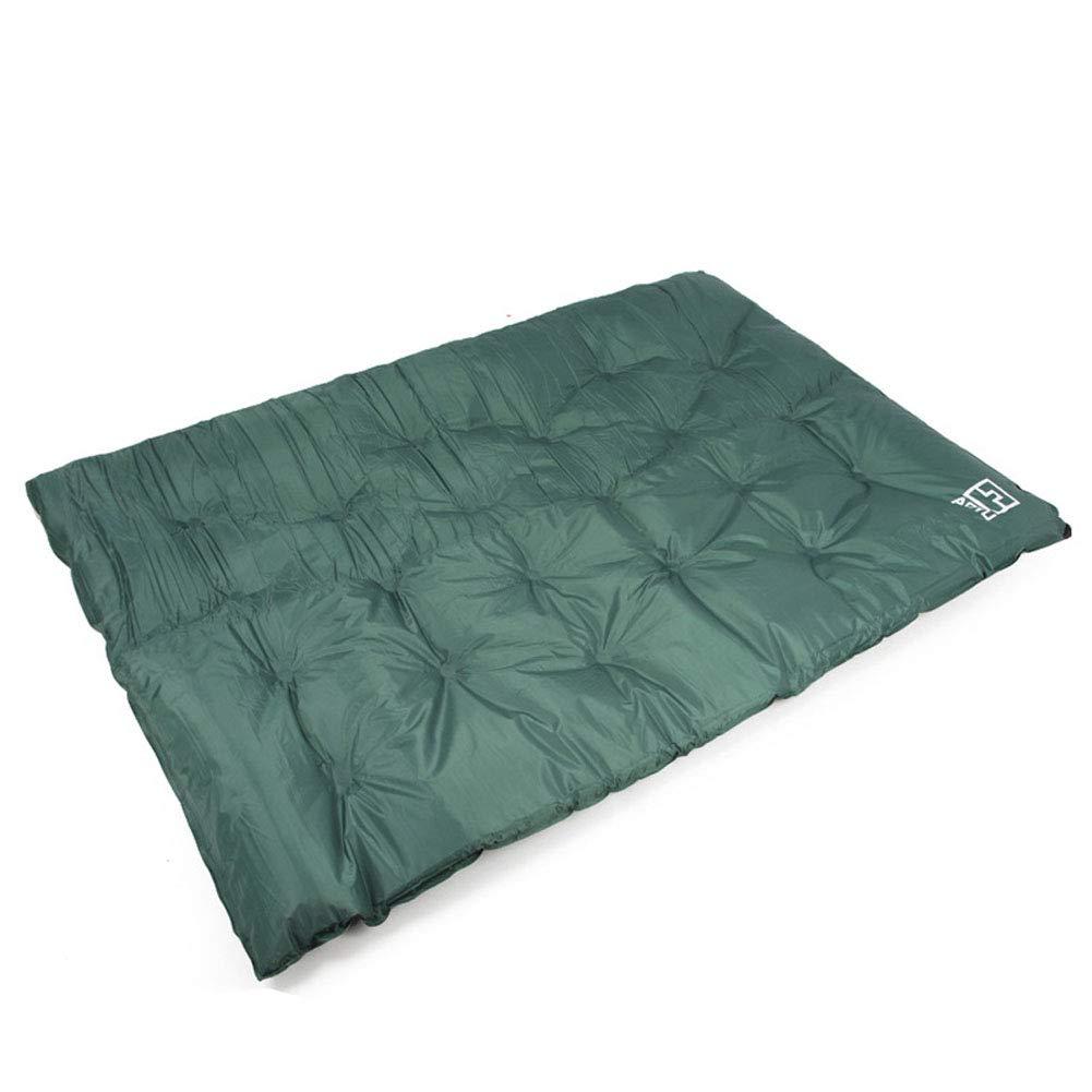BNN Tapis Gonflable Coussin d'air De Nid L'Humidité pour Tente Ultra LéGèRe en TPU portable