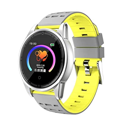 ZLOPV Smart Watch Men Sports Activity Tracker Monitor de ...